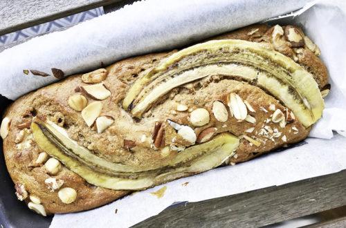 Makkelijk bananenbrood recept
