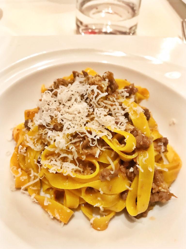 De beste ragú Bolognese in Bologna