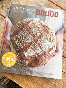 Hoe bak ik brood van Emmanuel Hadjiandreou